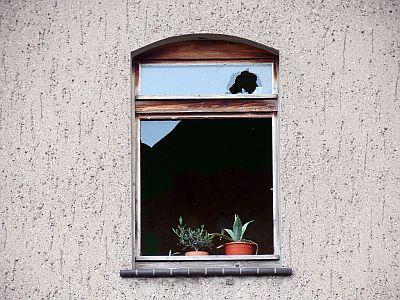 Wer  hier wohnt, braucht Hilfe - oder?