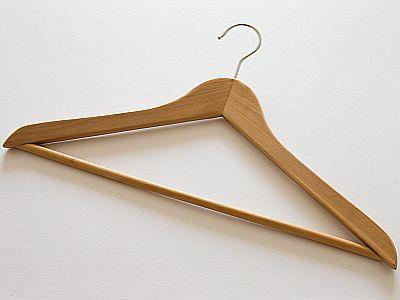 leerer Kleiderbügel