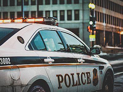Die Polizei jagd Gott undTeufel in Washington D.C..