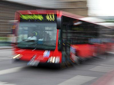 Erstaunlich, was man im Bus so alles zu hören bekommt!