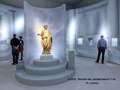Blick in die Nero-Ausstellung