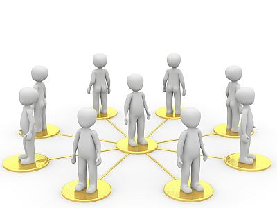 Warum bilden Menschen einen Kreis?
