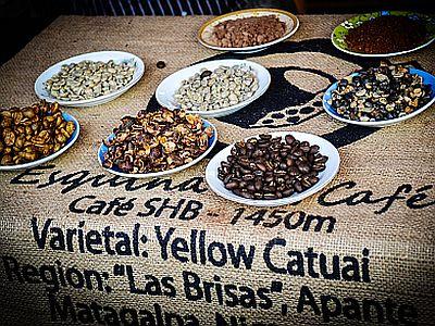 Fair gehandelter Kaffee aus Nicaragua - auch eine Möglichkeit, Menschen zu helfen