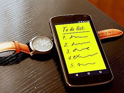 Was steht auf Ihrer To-Be-Do-Liste für Ihr Leben?