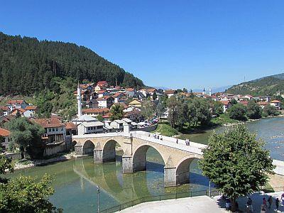 Bosnien-Herzegowina: Hinter den Fassaden müssen noch viele Wege zum Frieden gefunden werden.