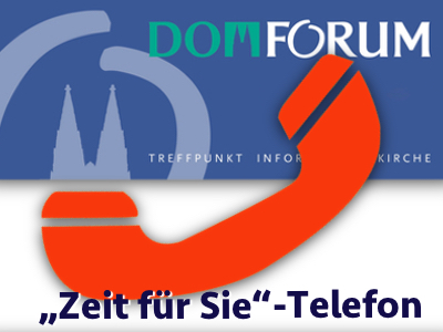 Bild: Logo DOMFORUM, Montage KIP-NRW