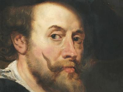 Peter Paul Rubens, Selbstportrait, 1625, Förderverein des Siegerlandmuseums und des Oberen Schlosses e.V. Siegen © Förderverein des Siegerlandmuseums und des Oberen Schlosses e.V. Siegen