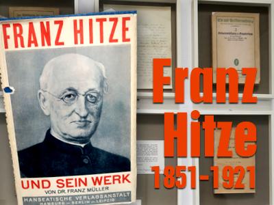 Ausstellung im Franz Hitze-Haus in Münster, Foto: KiP