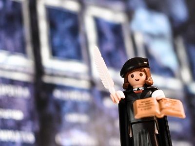 Luther aus Playmobil