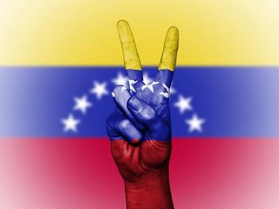 Fahne von Venezuela