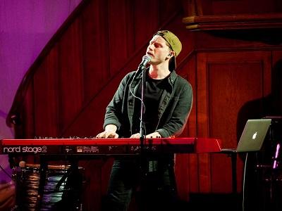 Björn Amadeus am Piano
