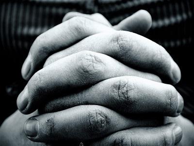 Betendende Hände