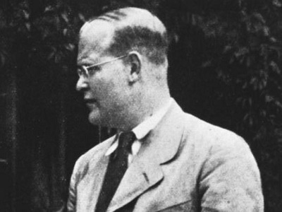 Dietrich Bonhoeffer Portrait