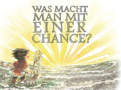 Cover des Buches Was macht man mit einer Chance