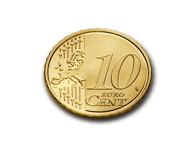 10 Cent Münze