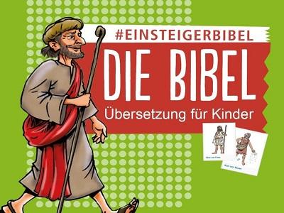 Bild der Kinderbibel für Einsteiger