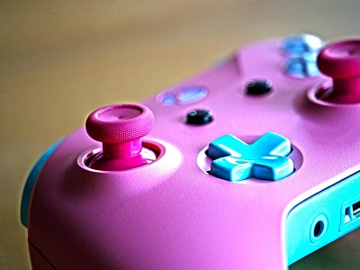 Pinker GameController