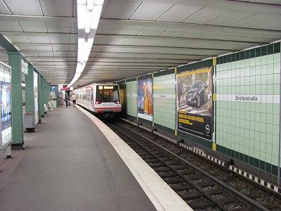 UBahnhof Emilienstraße