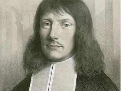 Portrait von Joachim Neander
