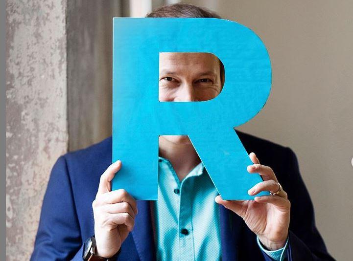 Tim Niedernolte mit einem R für Respekt
