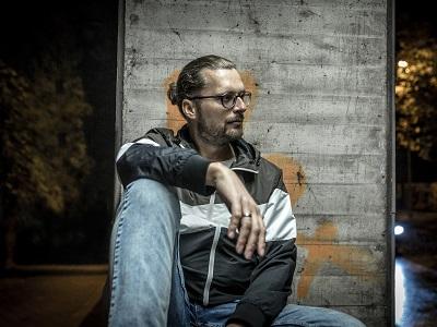 Musiker Simon Becker