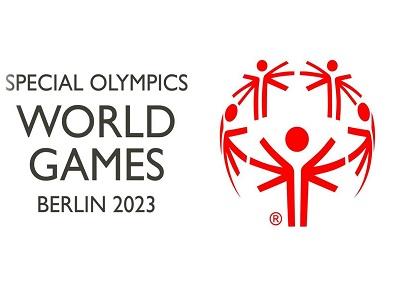 Logo der Special Olympics World Games