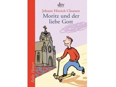 Cover des Buches Moritz und der liebe Gott