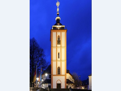 Die Siegener Nikolaikirche