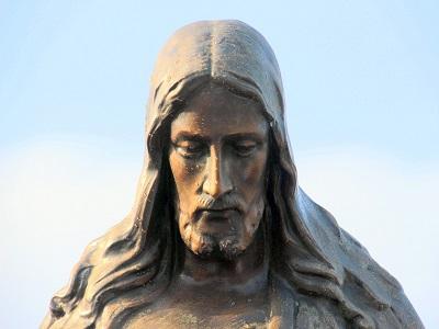 Statue von Jesus Christus